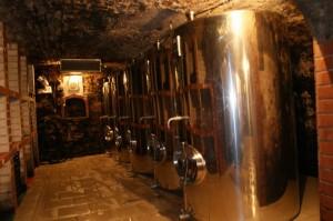 Výroba darčekových vín a šumivých vín so zlatom 2
