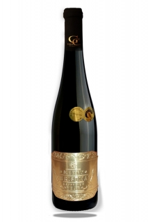 0,75 L Gold Cuvee Červené Merry Christmas and Happy New Year